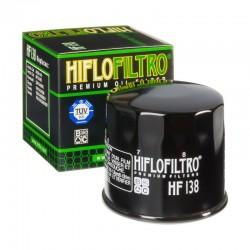 ΦΙΛΤΡΟ ΛΑΔΙΟΥ HF-138 HIFLO FILTRO [B]